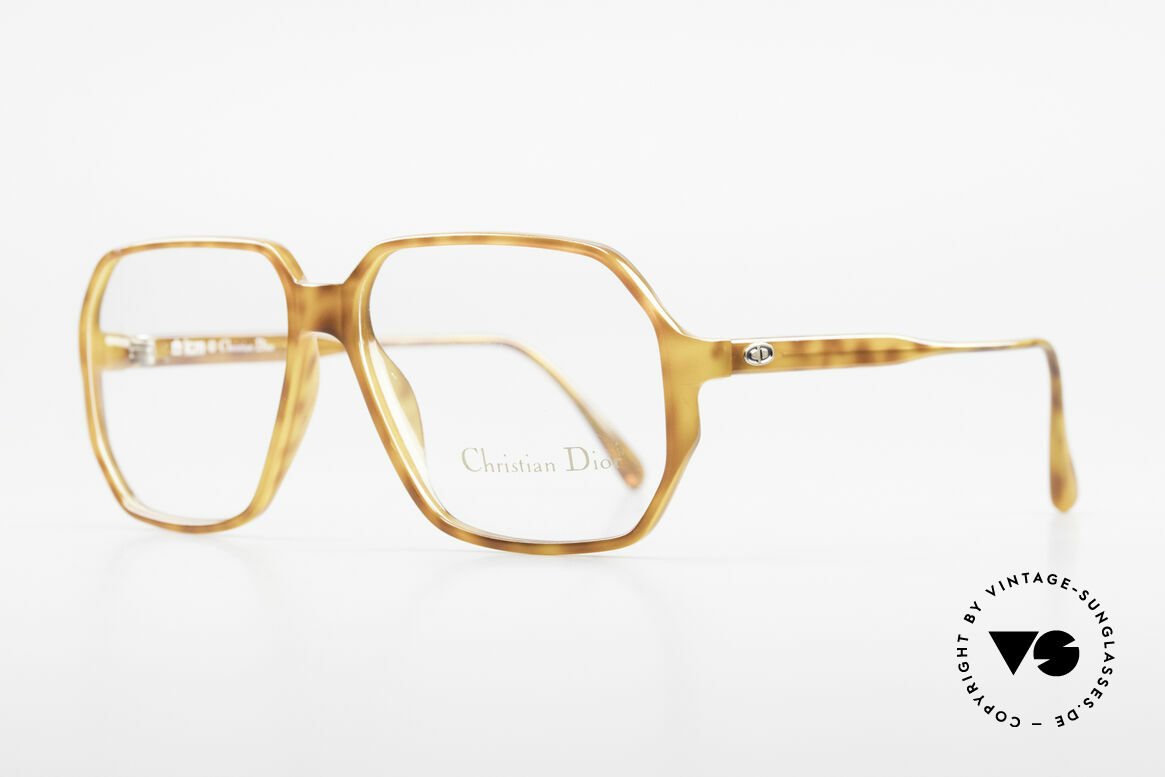 Christian Dior 2533 Optyl Vintage 90's Glasses, highest comfort due to lightweight OPTYL material, Made for Men