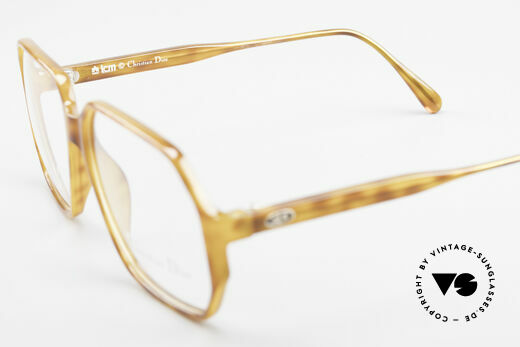 Christian Dior 2533 Optyl Vintage 90's Glasses, frame (SMALL size 56/13) can be glazed optionally, Made for Men