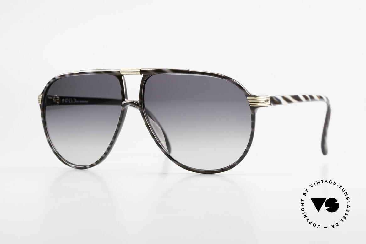Christian Dior 2300 Optyl Monsieur Sunglasses, orig. Christian Dior vintage sunglasses from 1985, Made for Men