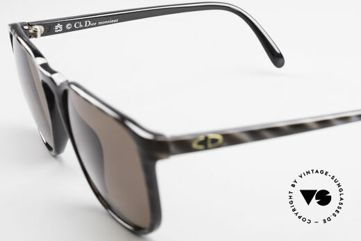 Christian Dior 2226 Monsieur 80's Optyl Shades, NO retro sunglasses, but an authentic 80's original, Made for Men