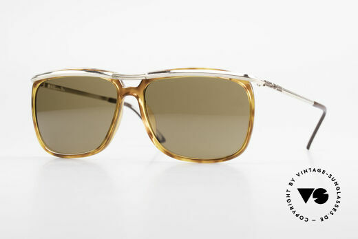 Christian Dior 2698 Old 90's Sunglasses For Men Details
