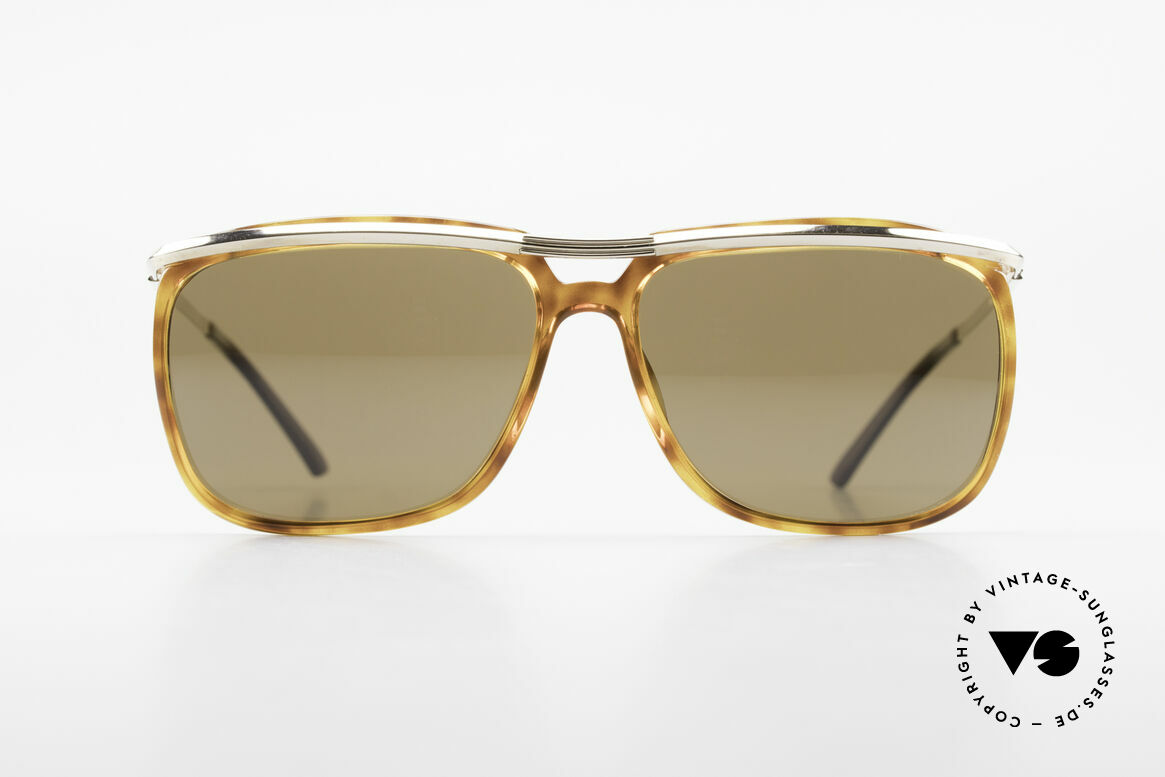 Christian Dior 2698 Old 90's Sunglasses For Men, very elegant combination of materials & colors, Made for Men