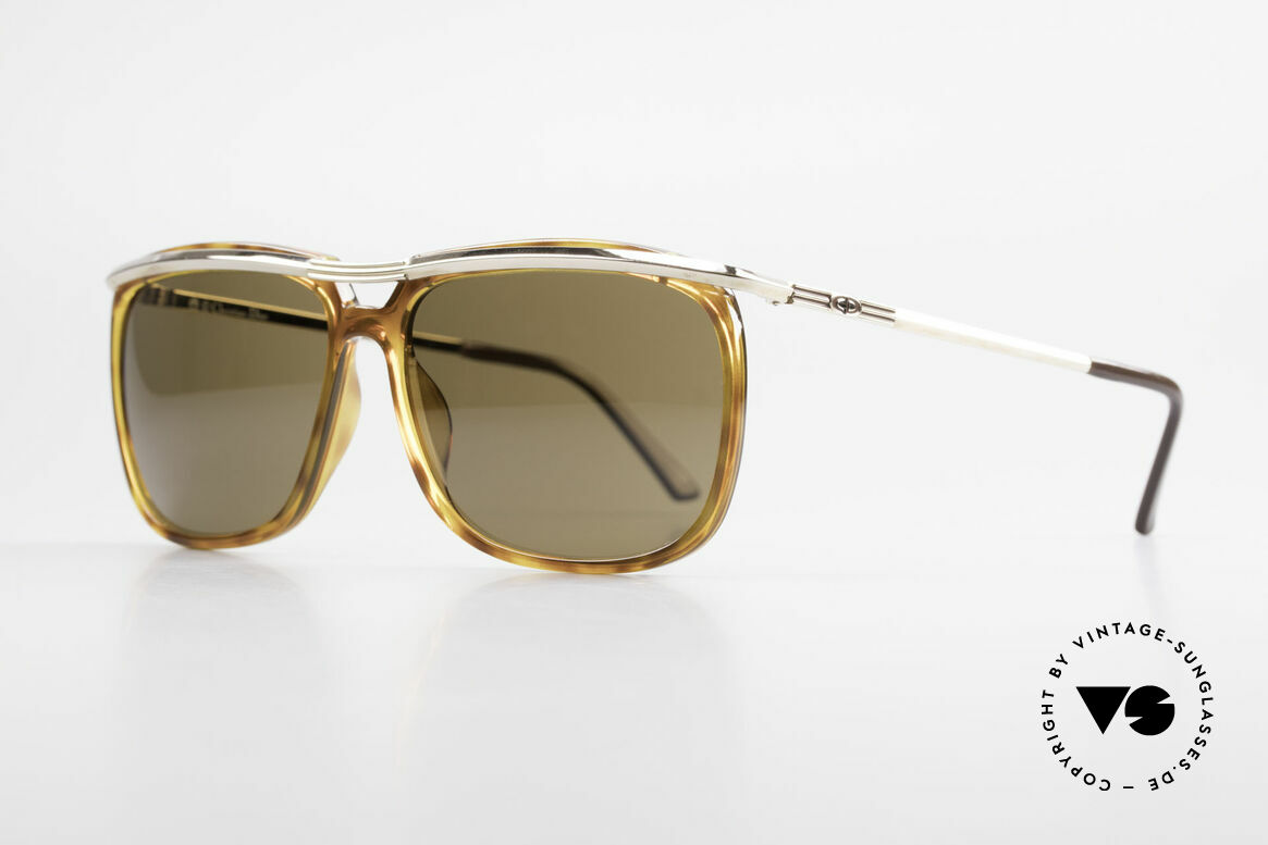 Christian Dior 2698 Old 90's Sunglasses For Men, made approx. 1990 in Germany; high-end quality, Made for Men