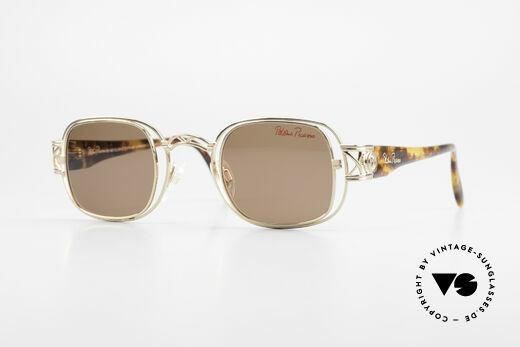 Paloma Picasso 8600 90's Vintage Ladies Sunglasses Details