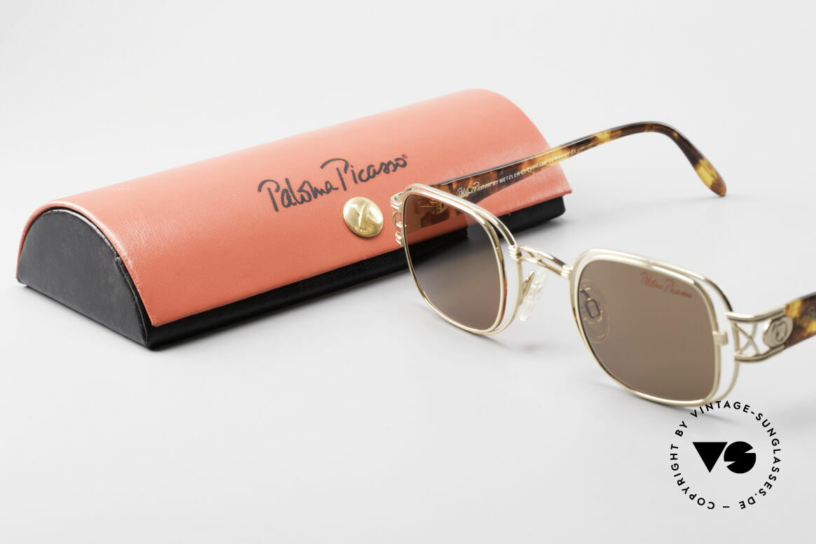 Paloma Picasso 8600 90's Vintage Ladies Sunglasses, Size: small, Made for Women