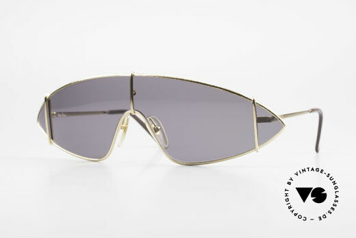 Paloma Picasso 3728 Vintage Celebrity Shades 90's Details
