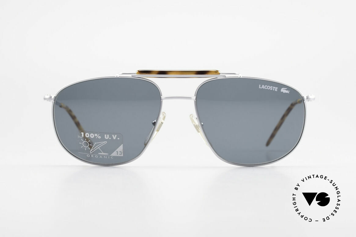 Lacoste 149 Titanium Sports Sunglasses