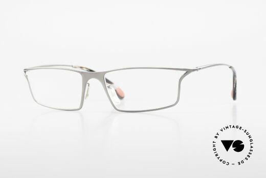 Bugatti 353 Odotype Vintage Luxury Eyeglass Frame Details
