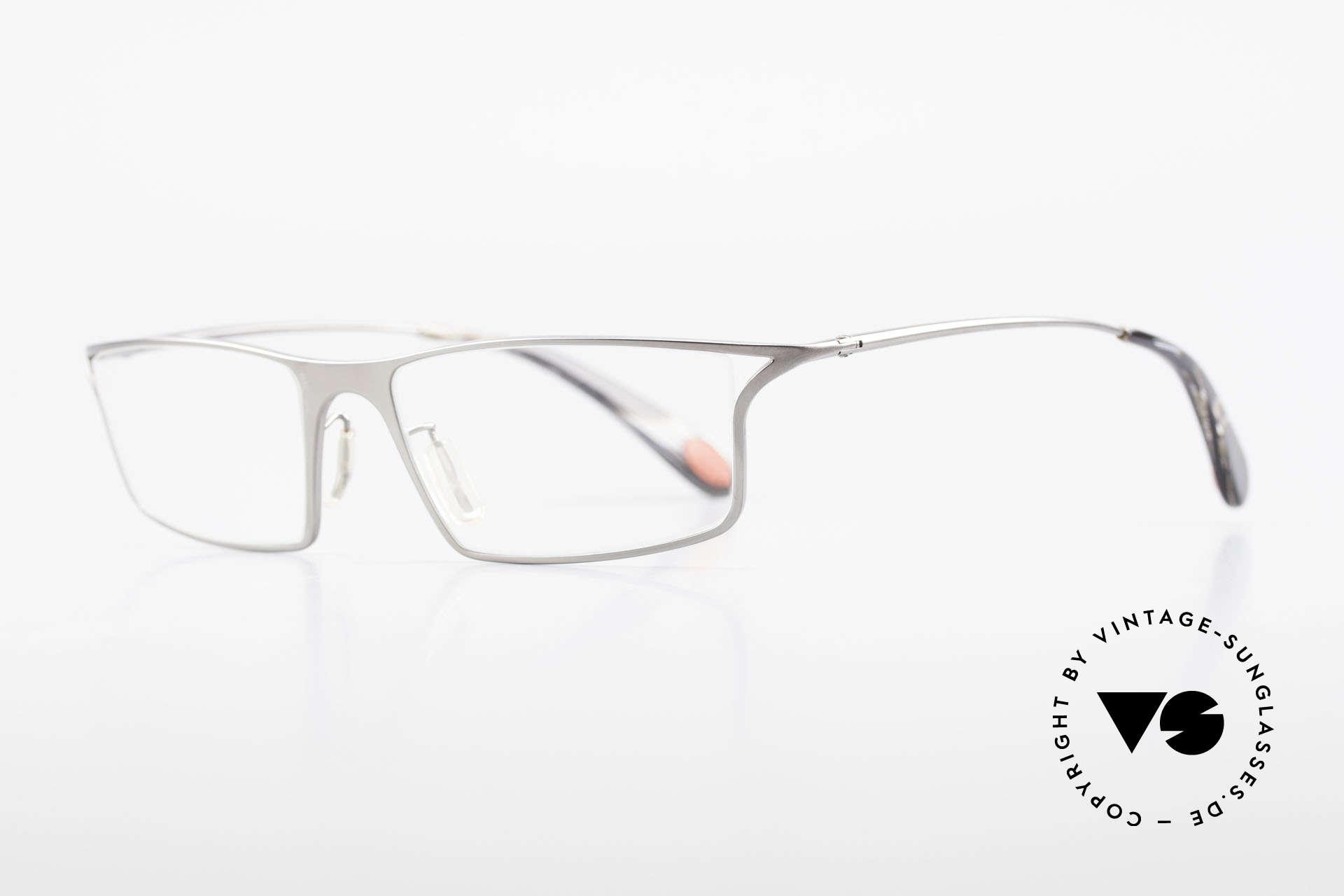 Bugatti 353 Odotype Vintage Luxury Eyeglass Frame, high-tech frame & brilliant lens construction, Made for Men