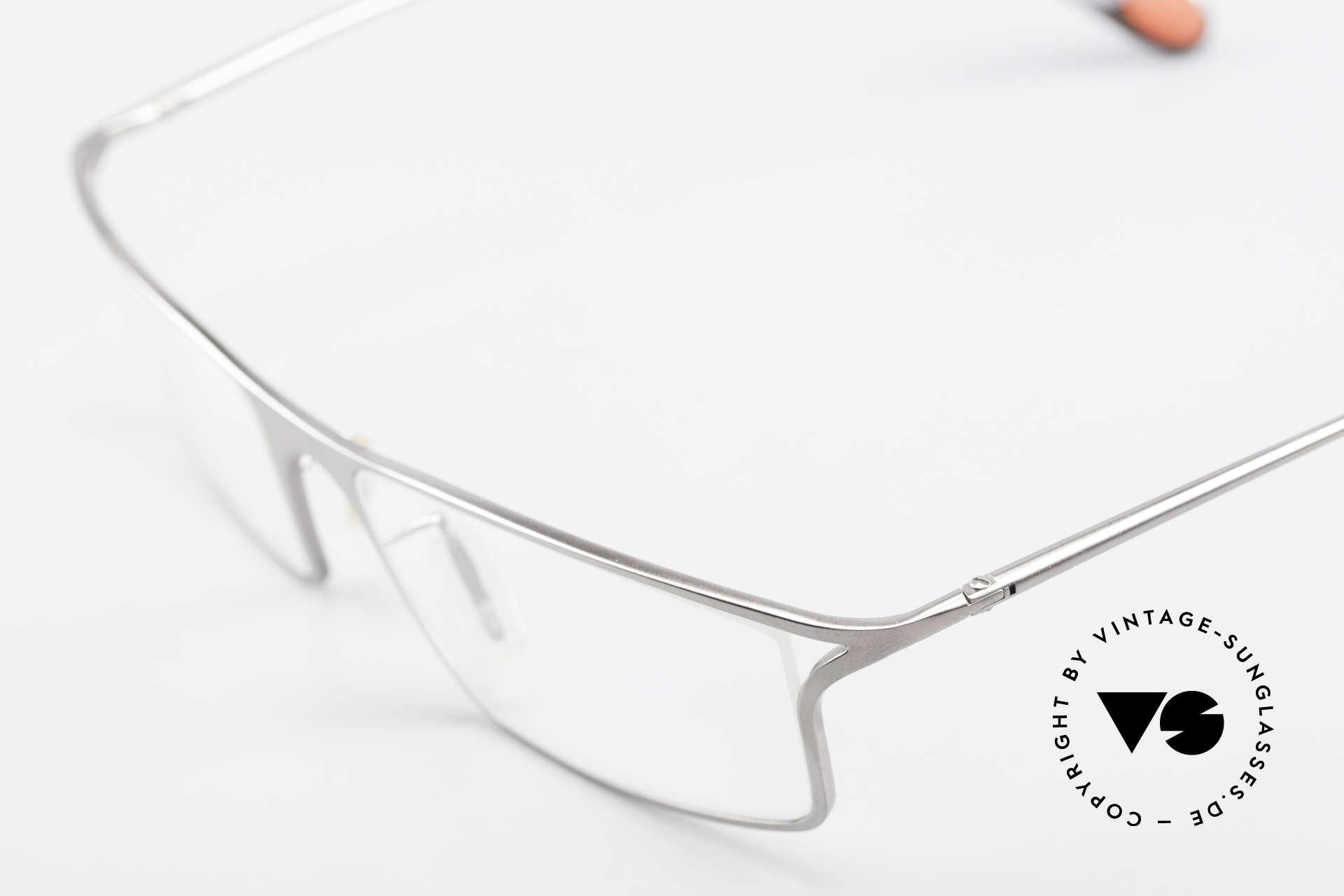 Bugatti 353 Odotype Vintage Luxury Eyeglass Frame, a 15 years old ORIGINAL in unworn condition, Made for Men