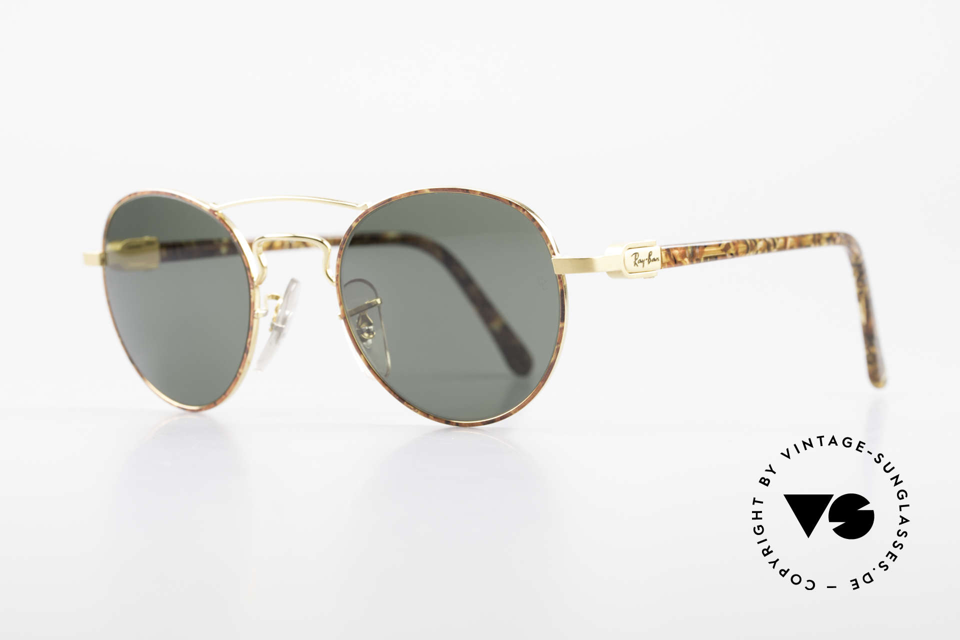 Ray Ban Chaos Round 90's B&L USA Shades W2005, finest quality from RAY-BAN, B&L - made in the USA, Made for Men and Women