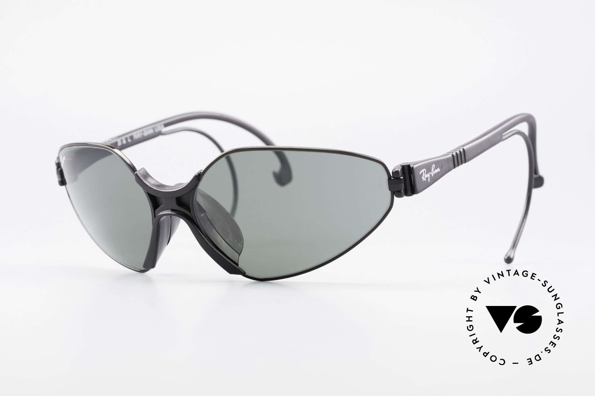 Ray Ban Sport Series 1 G20 Chromax B&L Sun Lenses, Ray-Ban SportSeries 1: vintage 90's sports shades, Made for Men