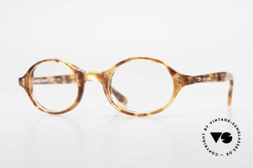 Giorgio Armani 342 Small Oval 90s Eyeglass-Frame Details