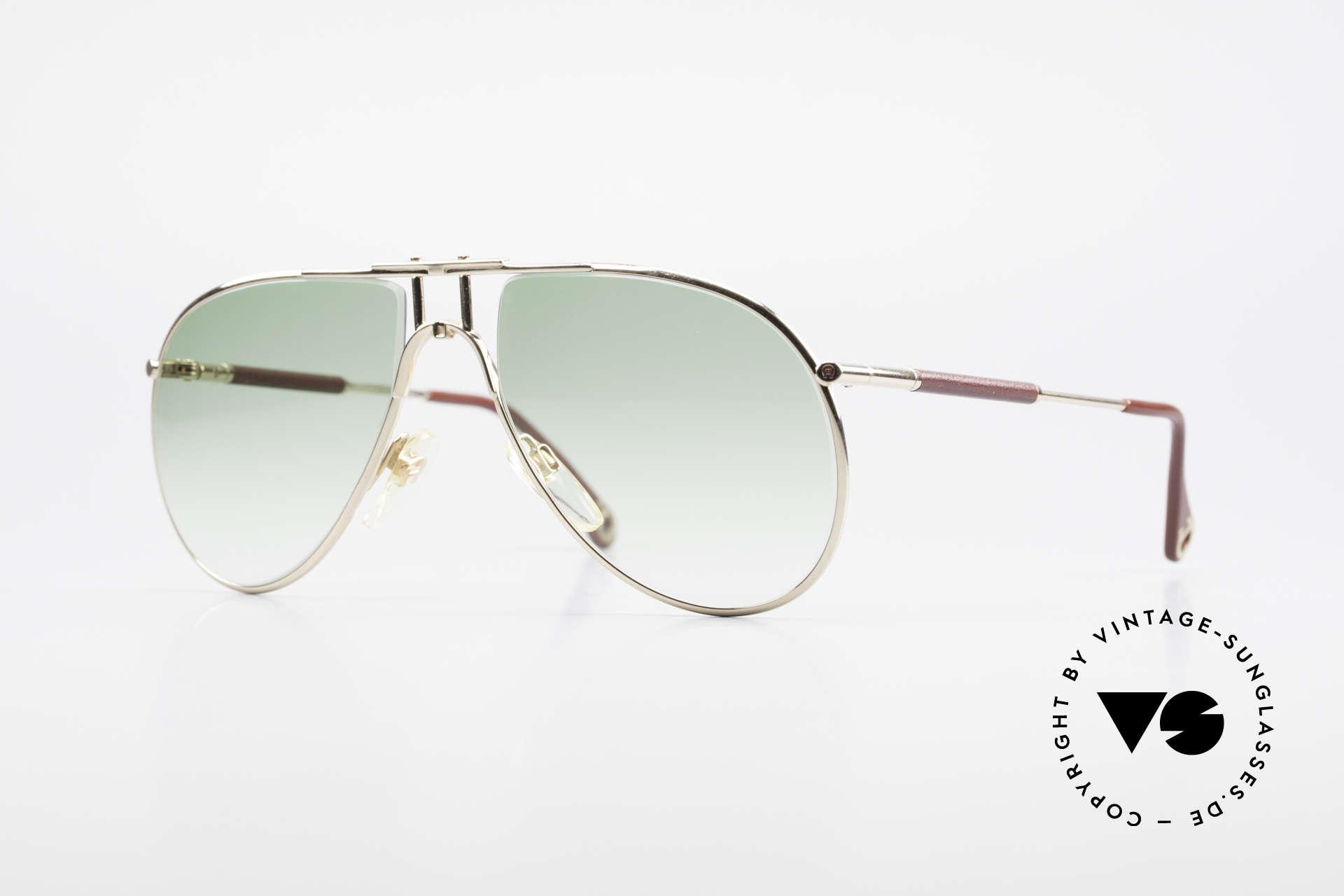 Aigner EA3 Rare 80's Vintage Sunglasses, Etienne Aigner VINTAGE designer sunglasses of the 80's, Made for Men