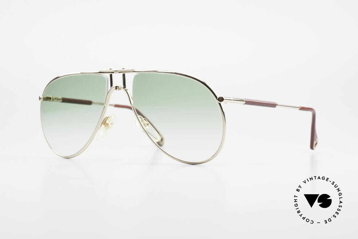 Aigner EA3 Rare 80's Vintage Sunglasses