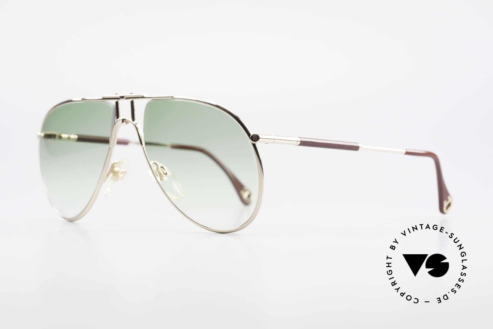 Aigner EA3 Rare 80's Vintage Sunglasses, true 'gentleman sunglasses' - just precious & ultra rare!, Made for Men