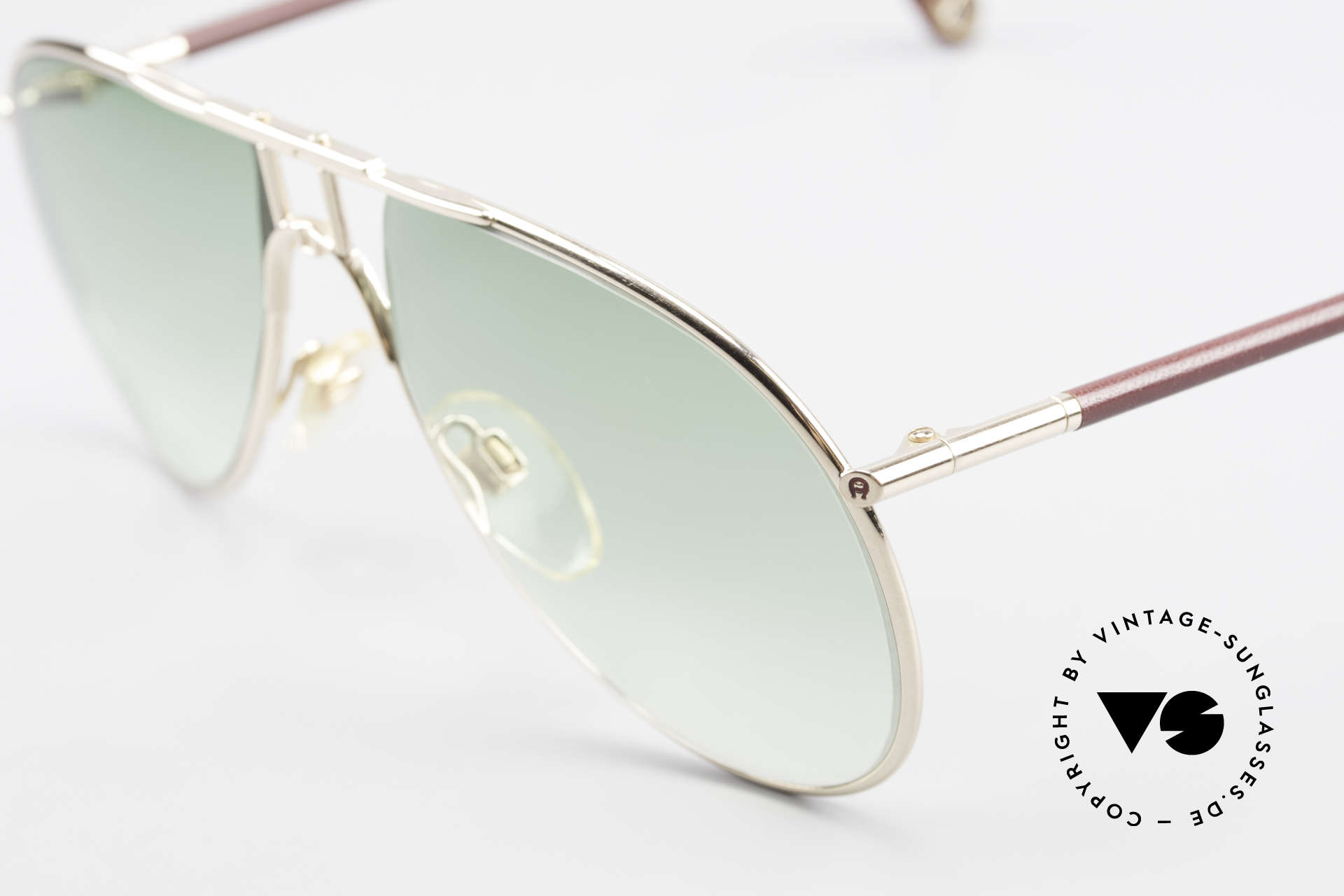 Aigner EA3 Rare 80's Vintage Sunglasses, a true vintage 'MUST-HAVE' for all gentlemen, out there!, Made for Men