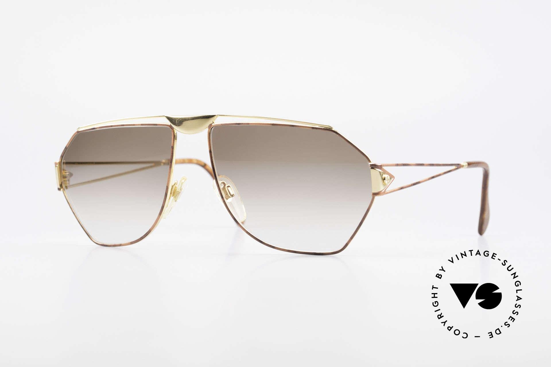 St. Moritz 403 Rare 80's Jupiter Sunglasses, sensational St. Moritz vintage sunglasses of the 1980's, Made for Men