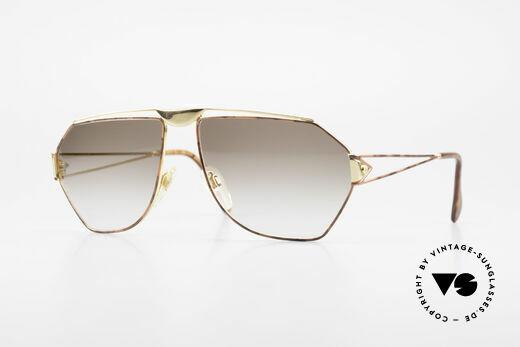 St. Moritz 403 Rare 80's Jupiter Sunglasses Details