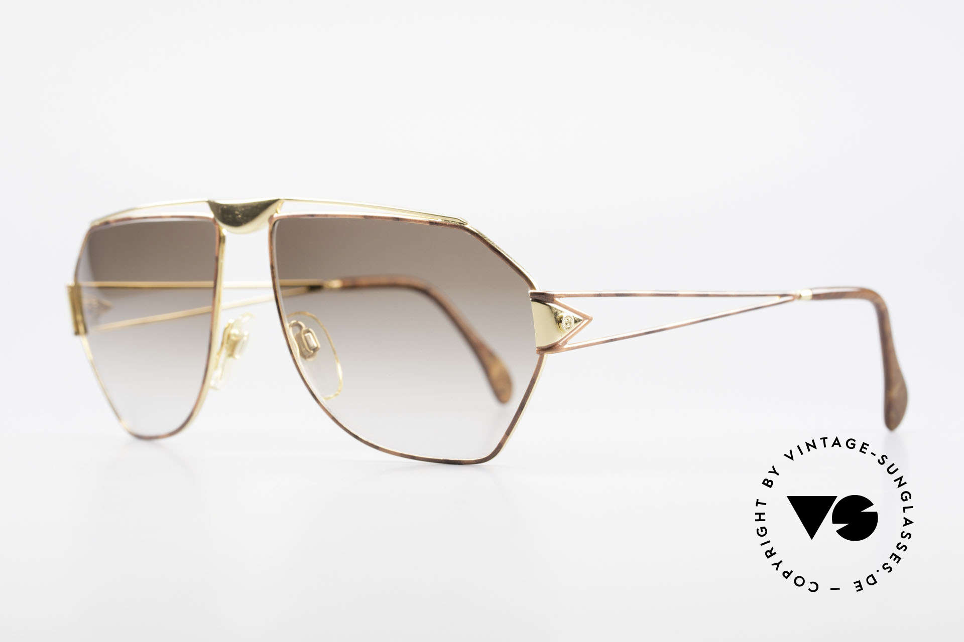 St. Moritz 403 Rare 80's Jupiter Sunglasses, 80's limited-lot production (every frame is numbered), Made for Men