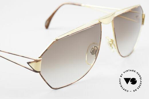 St. Moritz 403 Rare 80's Jupiter Sunglasses, NO retro fashion, but a vintage original incl. SM pouch, Made for Men