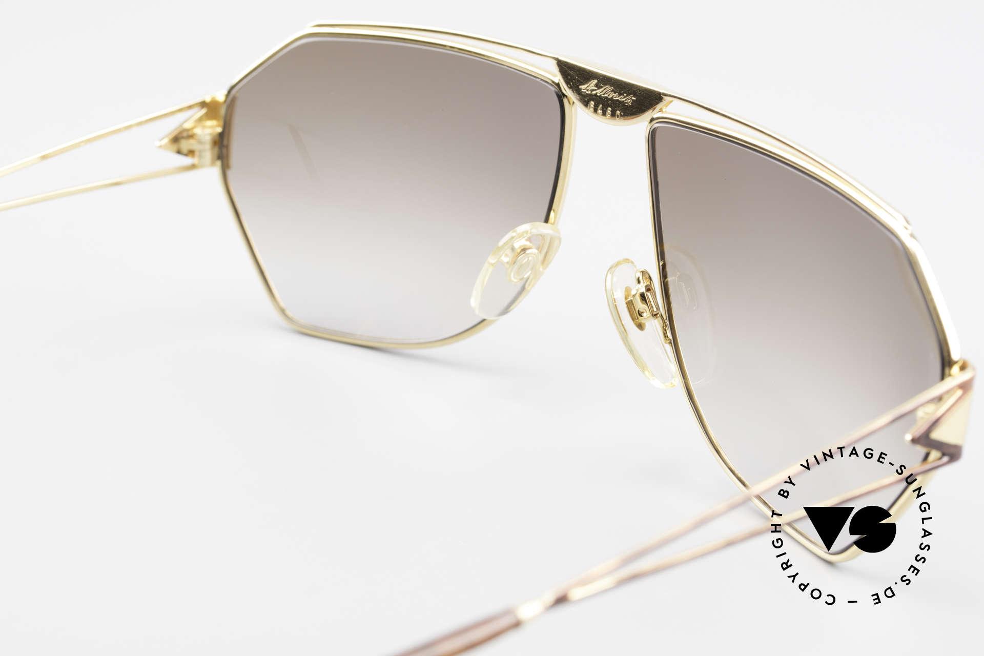 St. Moritz 403 Rare 80's Jupiter Sunglasses, Size: large, Made for Men