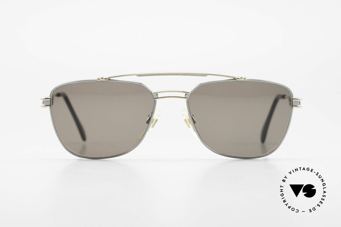 Davidoff 708 Classic Men's Sunglasses, down-to-earth handicraft of an old era; true VINTAGE!, Made for Men