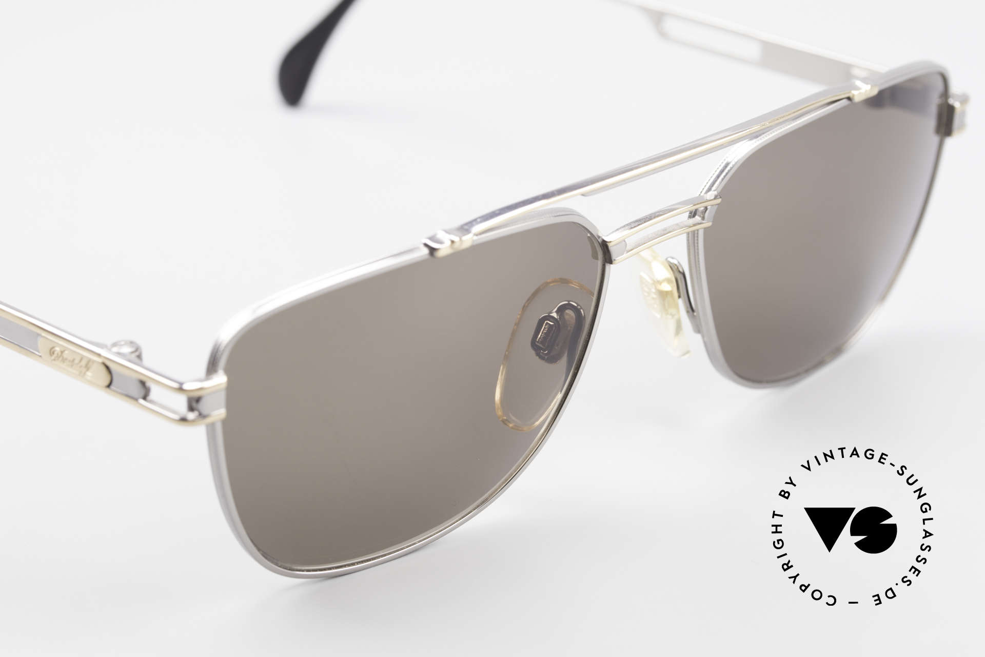Davidoff 708 Classic Men's Sunglasses, new old stock (like all our vintage Davidoff sunglasses), Made for Men