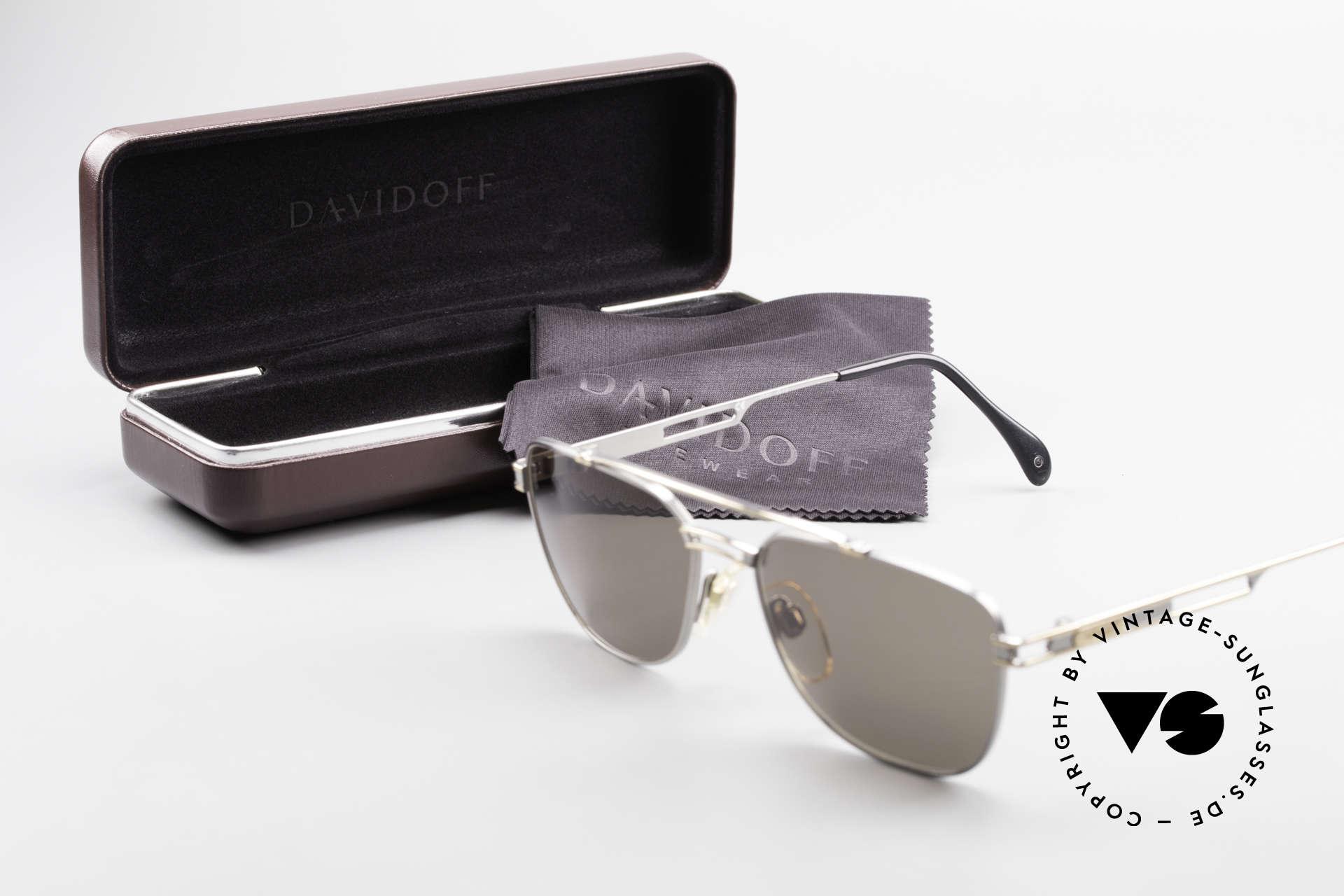 Davidoff 708 Classic Men's Sunglasses, Size: medium, Made for Men