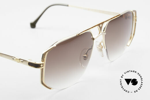 MCM München 5 Titanium Sunglasses Large, NO RETRO FASHION, but an app. 25 years old RARITY!, Made for Men