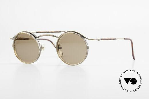Matsuda 2903 90's Steampunk Sunglasses Details