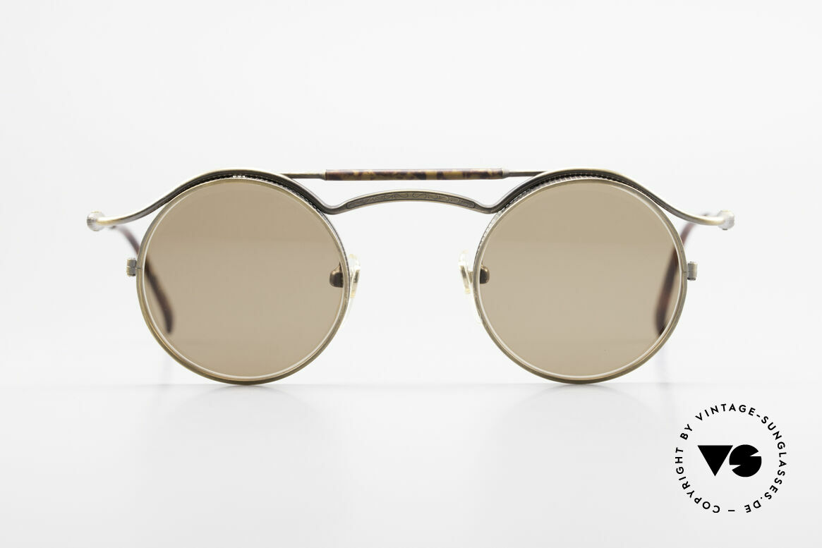 Matsuda 2903 90's Steampunk Sunglasses, 'Steampunk sunglasses' by the jap. 'design manufactory', Made for Men and Women