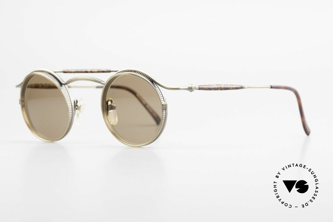 "Matsuda 2903 90's Steampunk Sunglasses, many very interesting  ""retro-futuristic"" frame elements, Made for Men and Women"