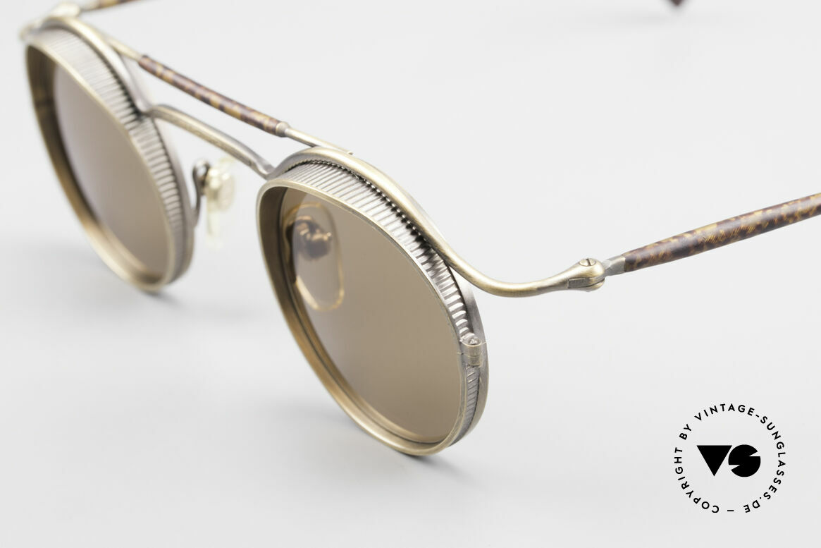Matsuda 2903 90's Steampunk Sunglasses, unworn rarity (a 'must have' for all art & fashion lovers), Made for Men and Women