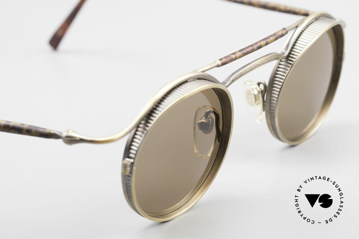 Matsuda 2903 90's Steampunk Sunglasses