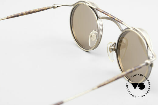 Matsuda 2903 90's Steampunk Sunglasses, Size: medium, Made for Men and Women