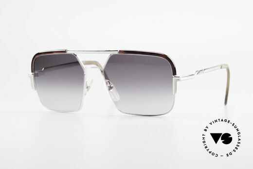 Cazal 706 70's Combi Shades First Series Details