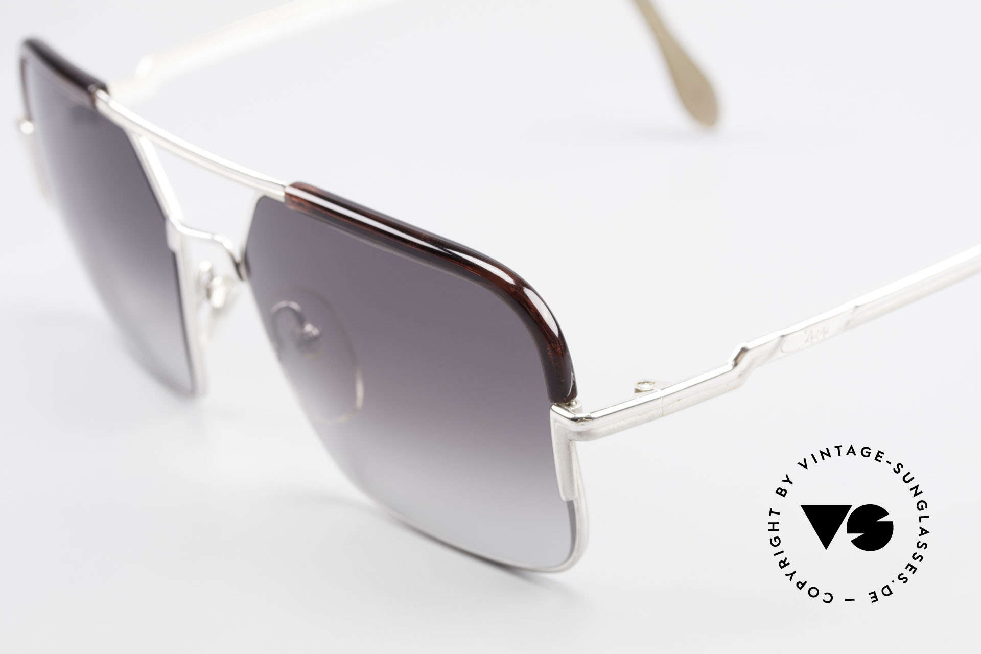 "Cazal 706 70's Combi Shades First Series, Cazal started to mark the frames ""W.Germany"" in the 80s, Made for Men"