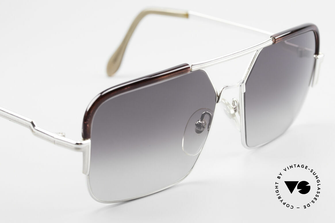 Cazal 706 70's Combi Shades First Series, famous 'combi sunglasses' (metal frame with plastic bar), Made for Men