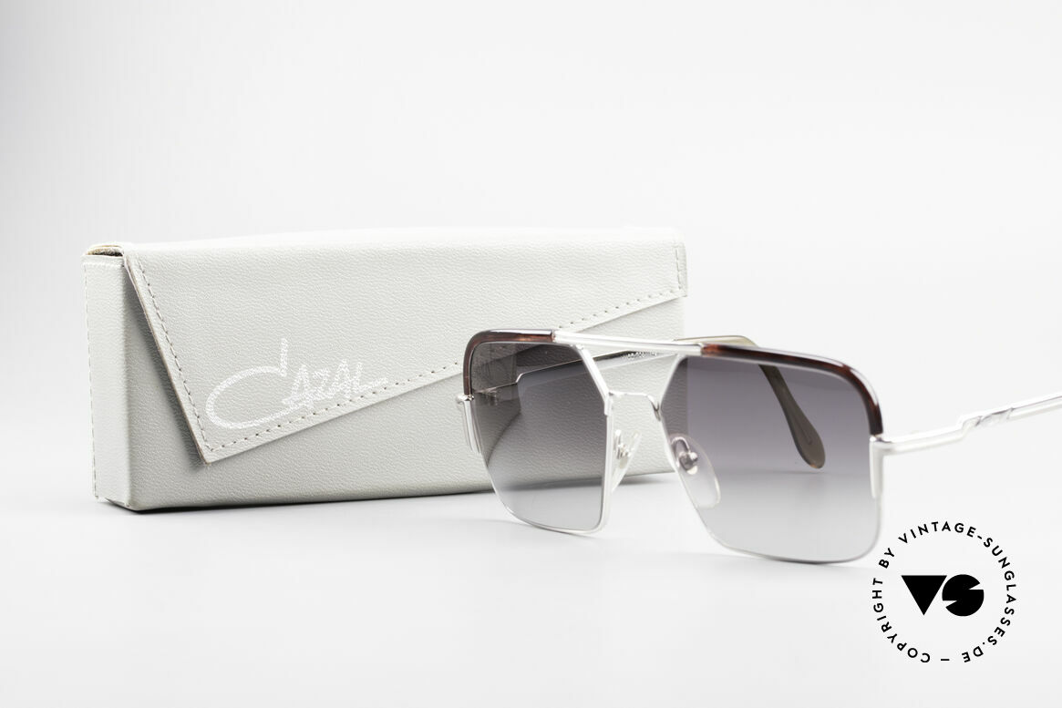 Cazal 706 70's Combi Shades First Series, NO RETRO SUNGLASSES; but a genuine 40 years old rarity, Made for Men