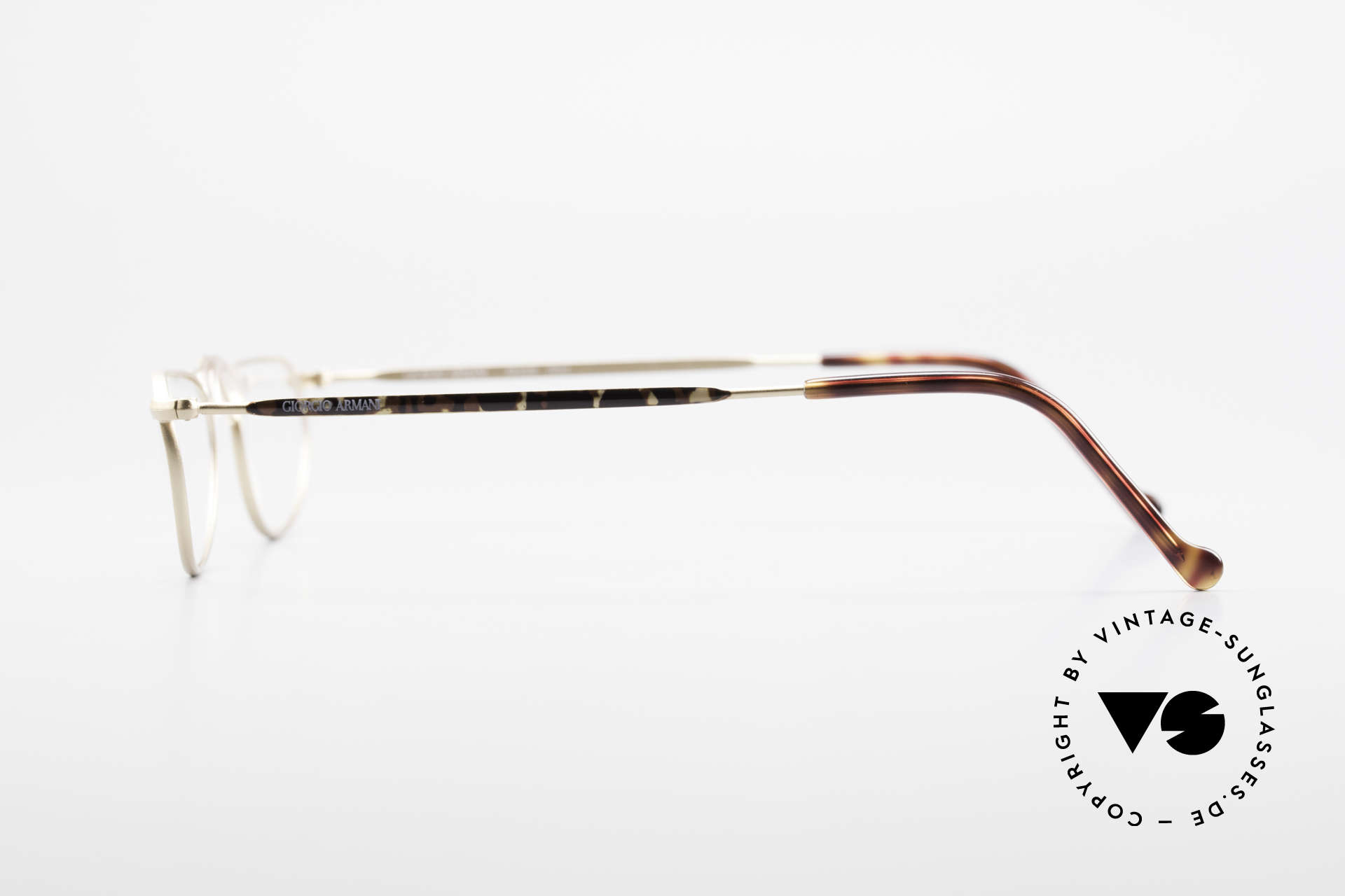 Giorgio Armani 133 Rare Old 80's Reading Glasses, unworn (like all our vintage reading eyeglasses), Made for Men and Women