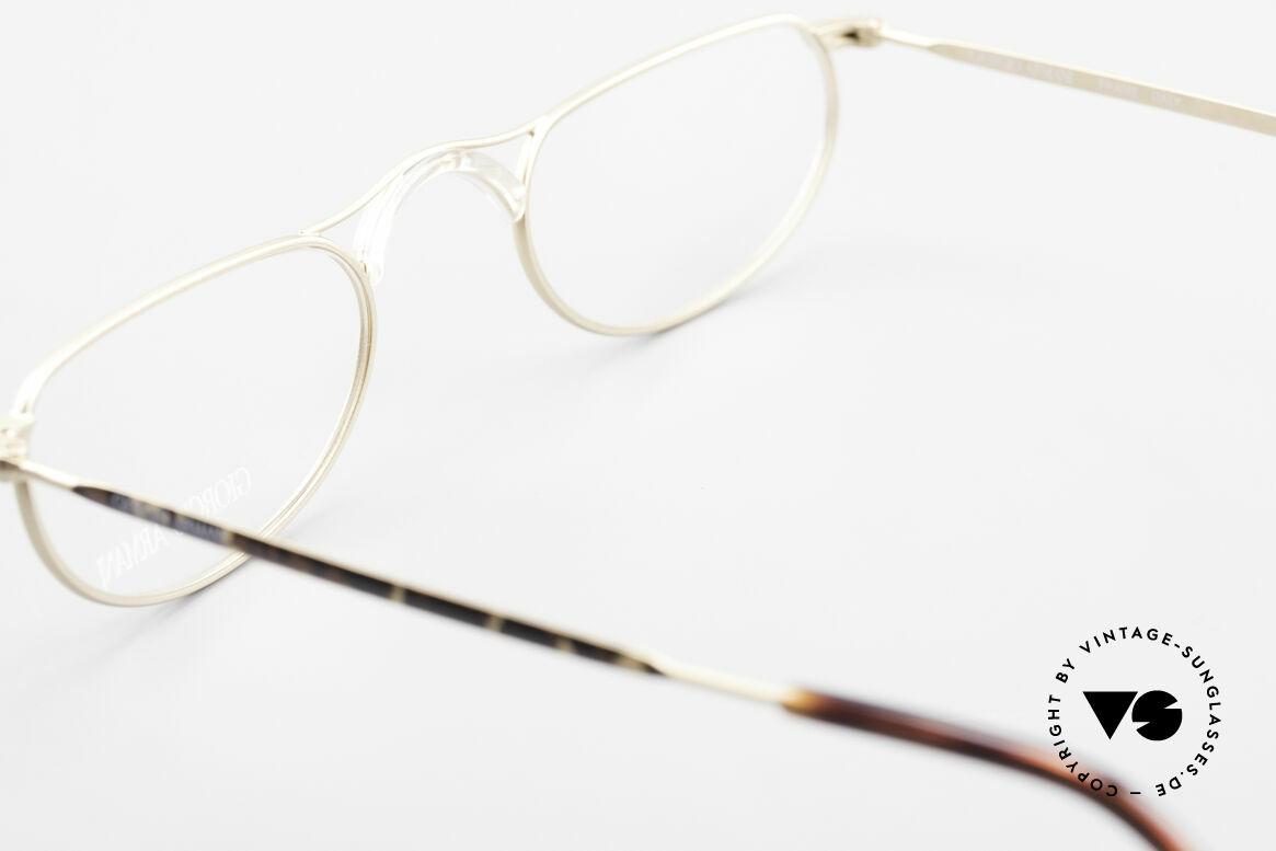 Giorgio Armani 133 Rare Old 80's Reading Glasses, Size: small, Made for Men and Women