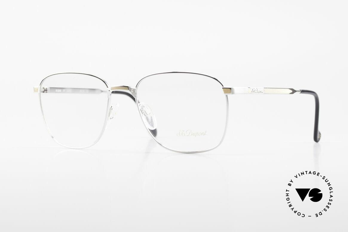 S.T. Dupont D048 Classic Luxury Eyeglasses 23kt, classic luxury eyeglasses for gentlemen by S.T. Dupont, Made for Men