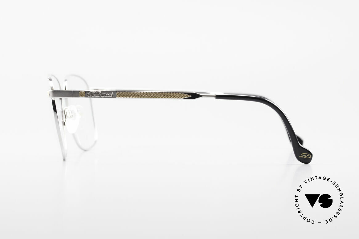 S.T. Dupont D048 Classic Luxury Eyeglasses 23kt, very noble & 1st class wearing comfort, U must feel it!, Made for Men