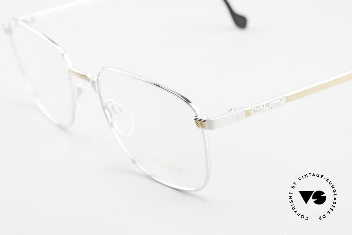 S.T. Dupont D048 Classic Luxury Eyeglasses 23kt