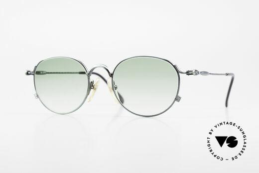 Jean Paul Gaultier 55-2172 Rare Vintage JPG Sunglasses Details