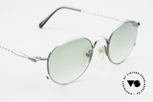 Jean Paul Gaultier 55-2172 Rare Vintage JPG Sunglasses, NO RETRO frame, but an authentic old Original, Made for Men and Women