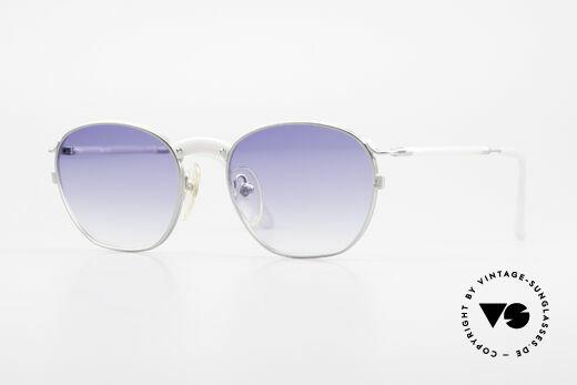 Jean Paul Gaultier 55-1271 Rare Vintage JPG Sunglasses Details