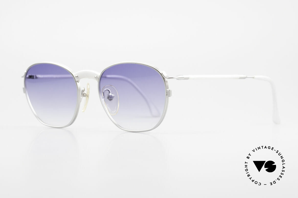 Jean Paul Gaultier 55-1271 Rare Vintage JPG Sunglasses, simply a timeless classic in top-notch craftsmanship, Made for Men and Women