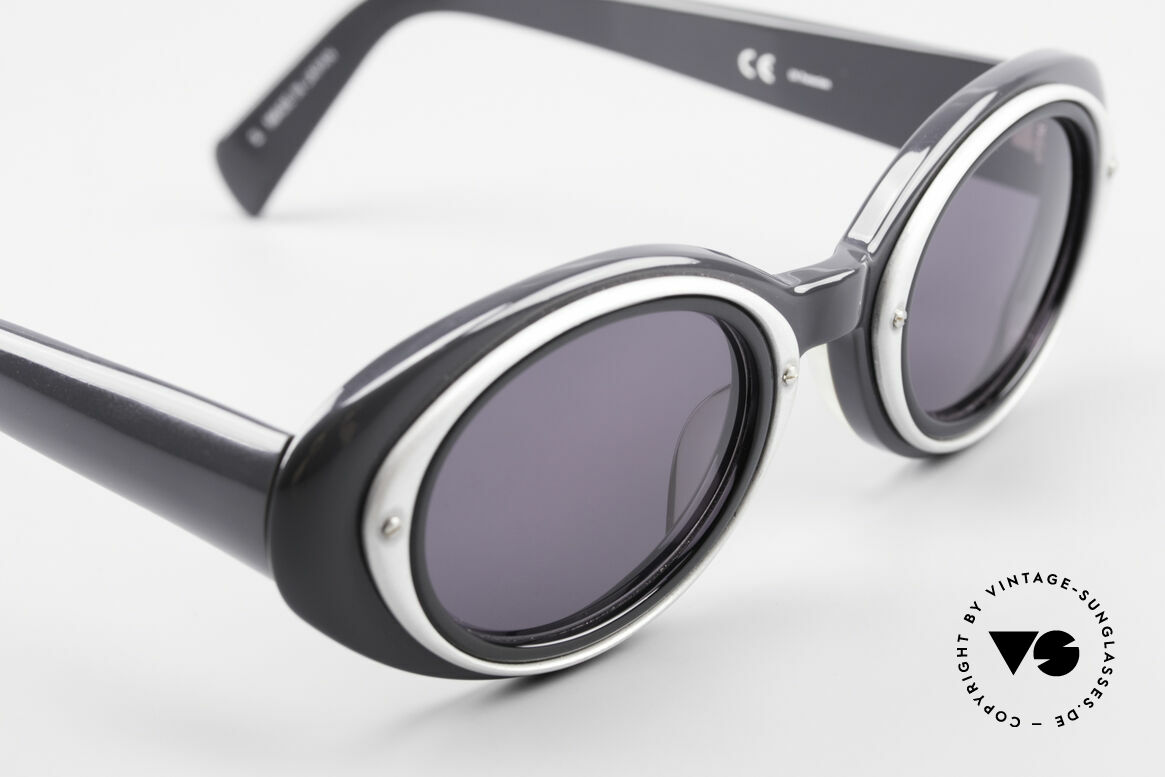 Yohji Yamamoto 52-7001 Sunglasses Kurt Cobrain Style, but can be worn by gents, too (similar to Kurt Cobain), Made for Men and Women